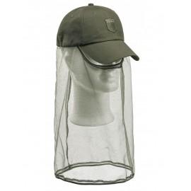 czapka z daszkiem Pinewood z moskitierą