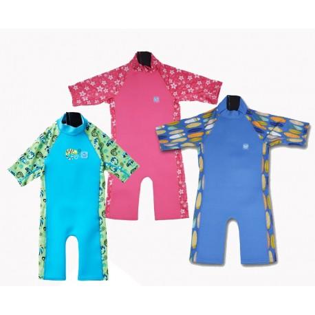 Neoprenowa Piianka do pływania dla dzieci UV Combie