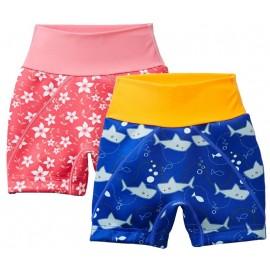 Neoprenowe spodenki do pływania Splash Jammers dla starszych dzieci 4-7 lat pielucha Splash About