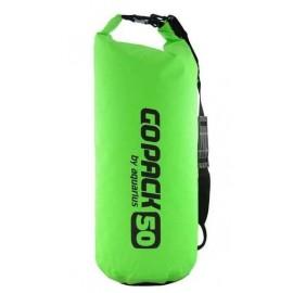 Wodoodporny worek GoPack 50L Aquarius z paskiem na ramię