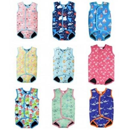 Neoprenowa pianka do pływania dla dzieci Baby Wrap